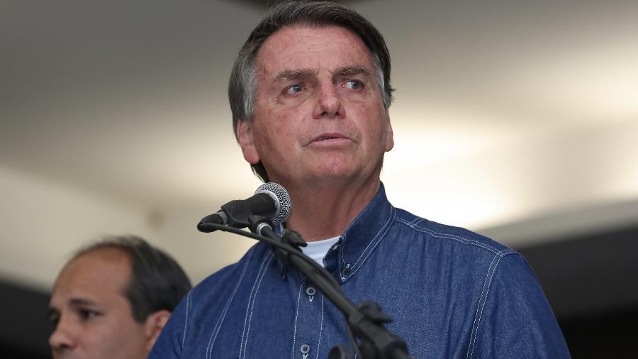 Presidente Jair Bolsonaro enviou ao Congresso Nacional um PL que pretende mudar o Marco Civil da Internet e dificultar a remoção de conteúdos por parte das redes -  Isac Nóbrega/PR
