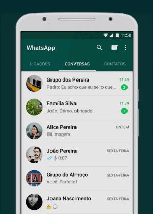 Por ora, os internautas não precisam sofrer com a falta do Whatsapp durante dois dias