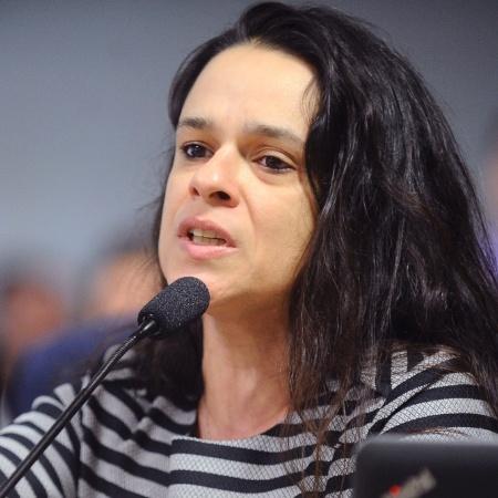 A deputada eleita Janaina Paschoal