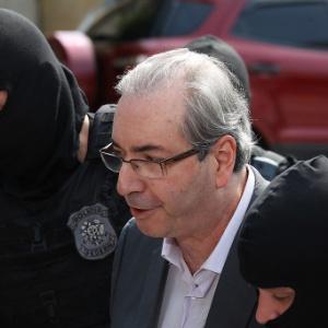 O ex-deputado federal Eduardo Cunha - Guilherme Artigas/Fotoarena/Folhapress