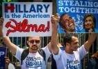 Imprensa mundial destaca vitória de Trump nos EUA - Reprodução
