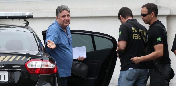 Garotinho foi preso nesta quarta-feira (22) pela Polícia Federal