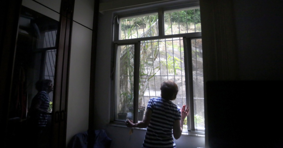 Moradora do Leme viu movimentação de criminosos armados pela janela de seu apartamento
