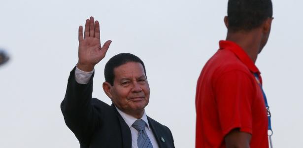 General Hamilton Mourão (PRTB) é candidato a vice na chapa de Jair Bolsonaro (PSL)