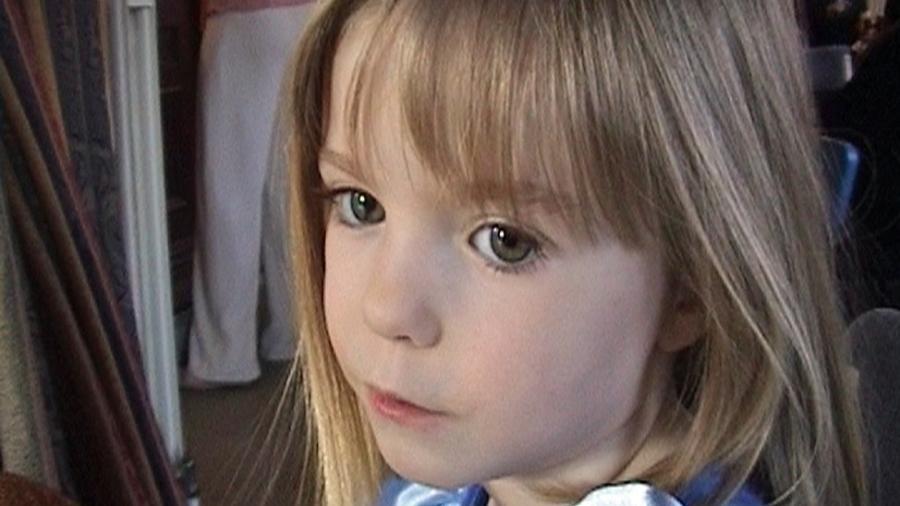 Madeleine McCann tinha três anos quando desapareceu, em 2007 - BBC