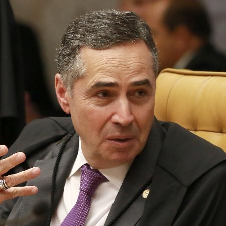 14.fev.2019 - O ministro Luis Roberto Barroso, do Supremo Tribunal Federal - FÁTIMA MEIRA/FUTURA PRESS/FUTURA PRESS/ESTADÃO CONTEÚDO
