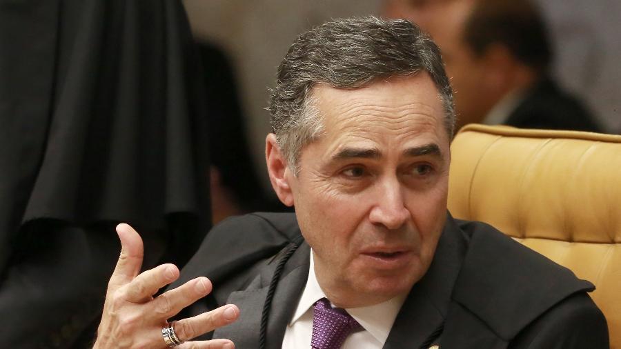 """""""Exclusão na seleção pela mera denúncia [...] extrapola o razoável"""", opinou o ministro Luís Roberto Barroso, relator do caso - Fátima Meira/Futura Press/Estadão Conteúdo"""