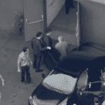 O ex-presidente Michel Temer chega ao aeroporto de Guarulhos após ser preso pela força tarefa da Lava Jato - Reprodução/Globo News