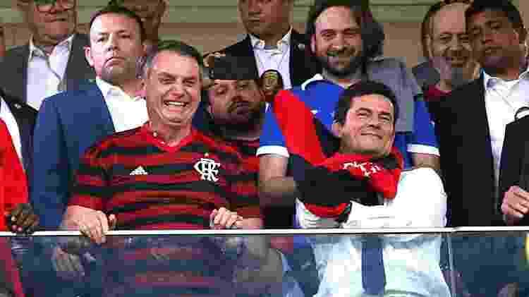 Bolsonaro rubro-negro - Alex Farias/PhotoPress/Folhapress - Alex Farias/PhotoPress/Folhapress