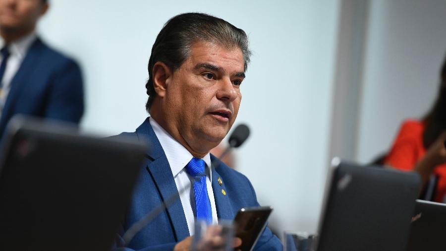 O senador Nelsinho Trad (PSD-MS) - Edilson Rodrigues/Agência Senado