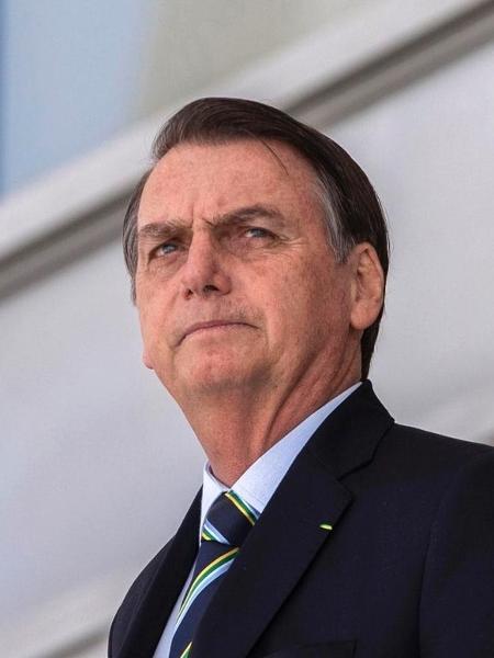 Jair Bolsonaro - Sergio Lima/AFP/Getty Images