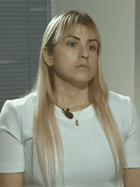 Sarí Côrte Real, primeira-dama de Tamandaré (PE) e indiciada pela morte de Miguel, 5 anos - Reprodução/NE1
