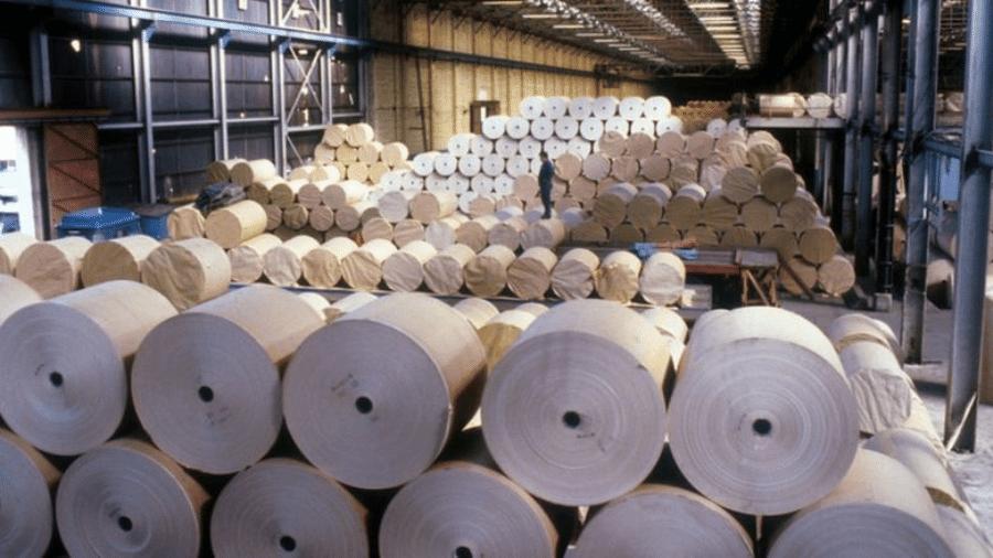 Fabricantes de papel higiênico estão em alerta após encarecimento da matéria-prima no Brasil - BBC