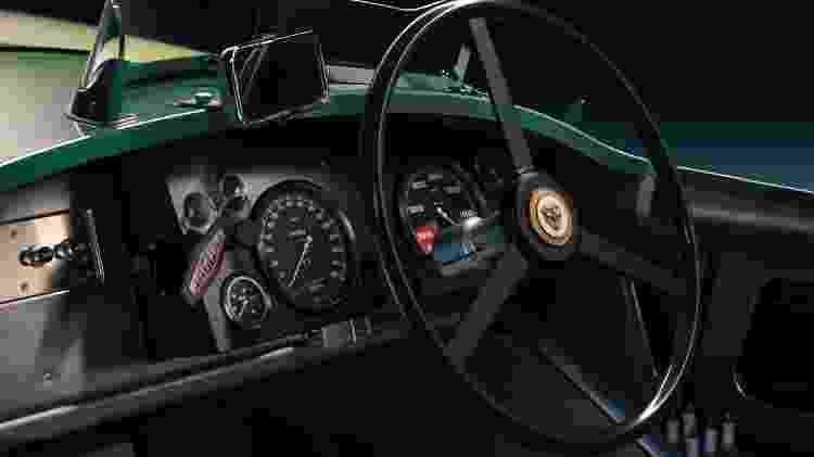 C-Type volante - Divulgação  - Divulgação