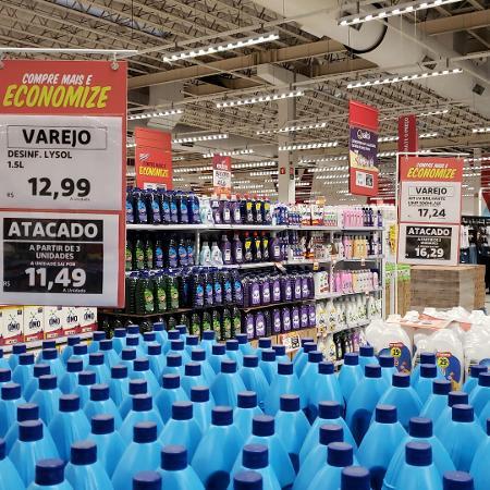 IE avançou 1,7% em junho no varejo - Divulgação