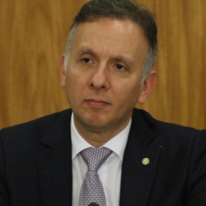 17.mai.2016 - O deputado federal Aguinaldo Ribeiro (PP-PB) - Charles Sholl/Futura Press/Estadão Conteúdo