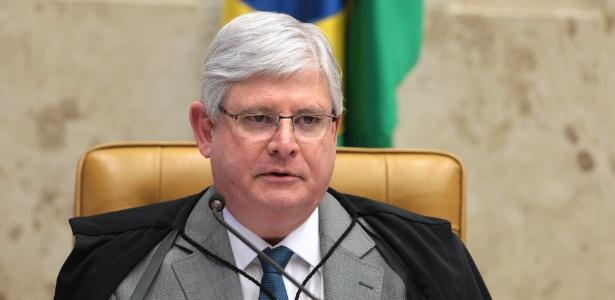 Procurador-geral da República, Rodrigo Janot (foto), também pediu ao STF que afastasse Renan Calheiros da presidência do Senado