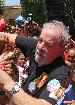 O ex-presidente Lula foi denunciado por corrupção passiva e lavagem de dinheiro