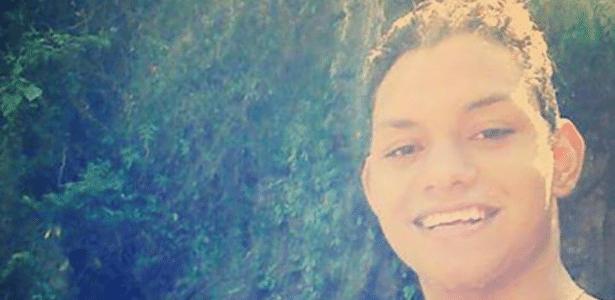 Adriel Montenegro dos Santos foi preso acusado de matar a ex-namorada Andreza Victória