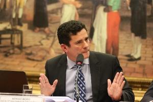 Justiça nega pedidos de suspeição contra Moro feitos por Cunha e Palocci (Foto: André Dusek - 30.mar.2017/Estadão Conteúdo)