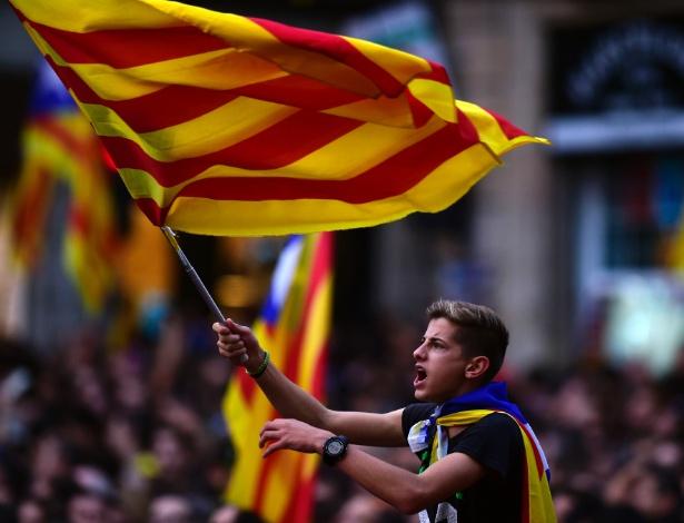 Cenário ainda é turbulento na Catalunha