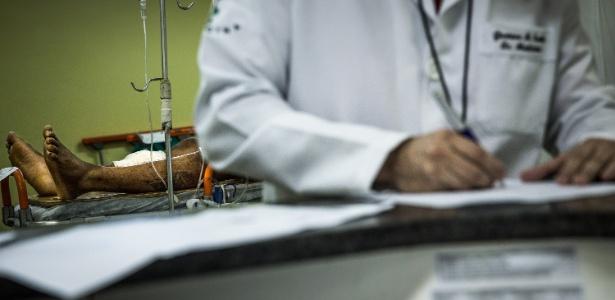 Resultado de imagem para A cada 5 minutos, 3 brasileiros morrem nos hospitais por falhas que poderiam ser evitadas