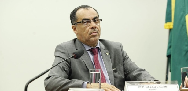 O deputado federal Celso Jacob PMDB