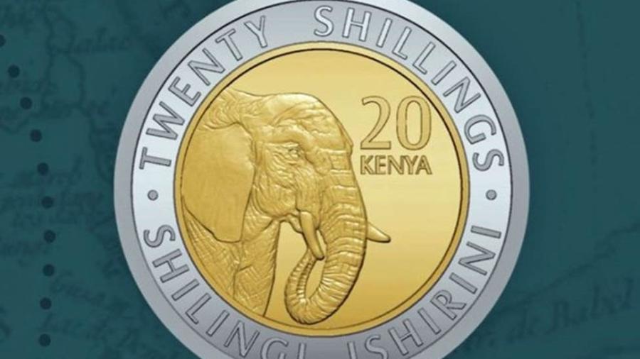 Quenianos viam a moeda como um meio de os líderes se promoverem e personalizarem o Estado; agora, imagens são de animais  - Banco Central do Quênia