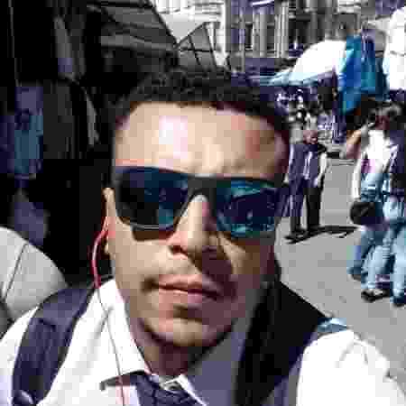 O ambulante Jonathan Ferreira não poderá receber o benefício - Arquivo pessoal - Arquivo pessoal