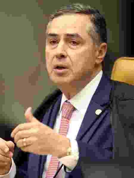 O ministro do STF Luís Roberto Barroso - Nelson Jr./SCO/STF