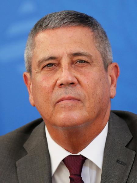 Em seu primeiro dia como ministro da Defesa, o general Braga Netto divulgou uma nota pública em que defendeu a celebração do golpe - ADRIANO MACHADO