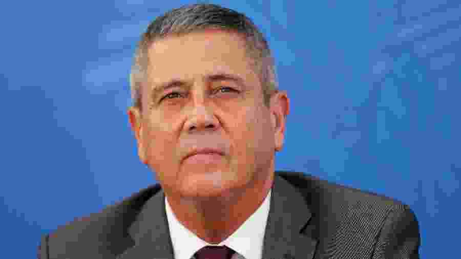 Walter Braga Netto, da Casa Civil, é o sétimo ministro do governo Bolsonaro a ser infectado com covid-19 - ADRIANO MACHADO