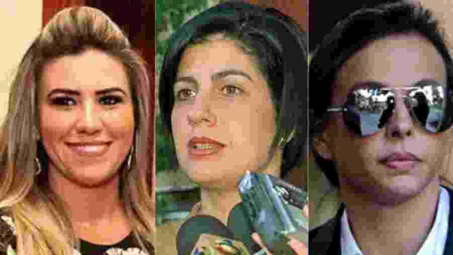 Helena Witzel, Rosinha Garotinho, Adriana Ancelmo - Divulgação