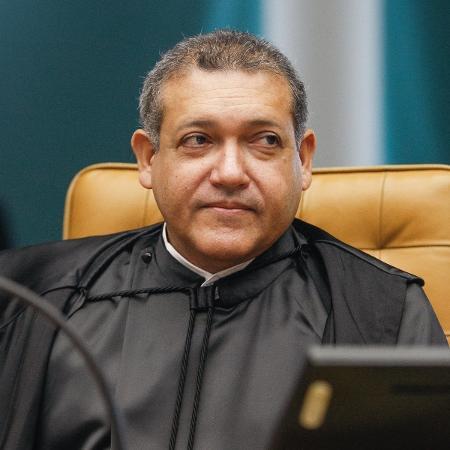 Após pedir vista, o ministro do STF Nunes Marques devolveu hoje o tema da suspeição para julgamento - Arquivo - Nelson Jr./STF