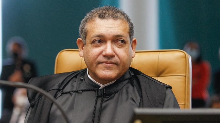 Nunes Marques: ministro deu voto correto no caso dos acusados do PP. Ilação sobre alinhamento com o bolsonarismo, nesse caso, é pura depredação sem causa de sua reputação - Nelson Jr / STF
