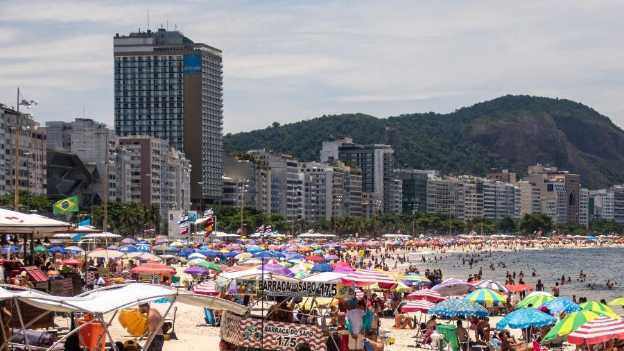 Guardas, policiais e bombeiros monitorarão toque de recolher e fechamento de bares e restaurantes no Rio - Vanessa Ataliba/Zimel Press/Estadão Conteúdo
