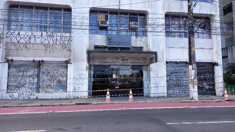 Incidente aconteceu no bairro da Boa Vista; perito fala em morte imediata - Ed Rodrigues/UOL