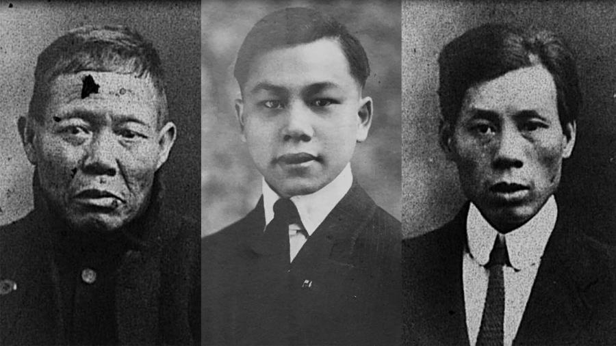 O documentário que acaba de estrear na China, The Six, destaca vidas dos sobreviventes 109 anos após o Titanic - Divulgação/LP Films