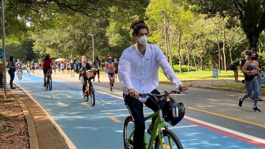Anúncio das novas regras de flexibilização do Plano São Paulo foi feito pelo governador paulista na última quarta-feira (28) - Anahi Martinho/UOL