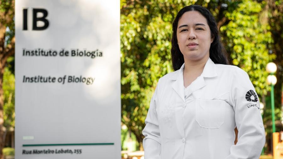 Natalia Miyaguti, pós-doutora em fisiologia pela Unicamp - Henrique Grandi/UOL