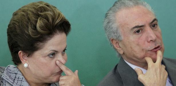Chapa de Dilma e Temer para a eleição de 2014 está sob investigação - Ueslei Marcelino-14.mar.2012/Reuters