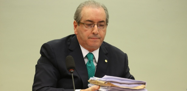 O deputado e presidente afastado da Câmara, Eduardo Cunha (PMDB-RJ) - Dida Sampaio - 19.mai.2016/Estadão Conteúdo