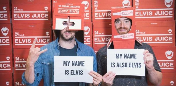 Elvis Watt e Elvis Dickie realmente mudaram de nome após processo