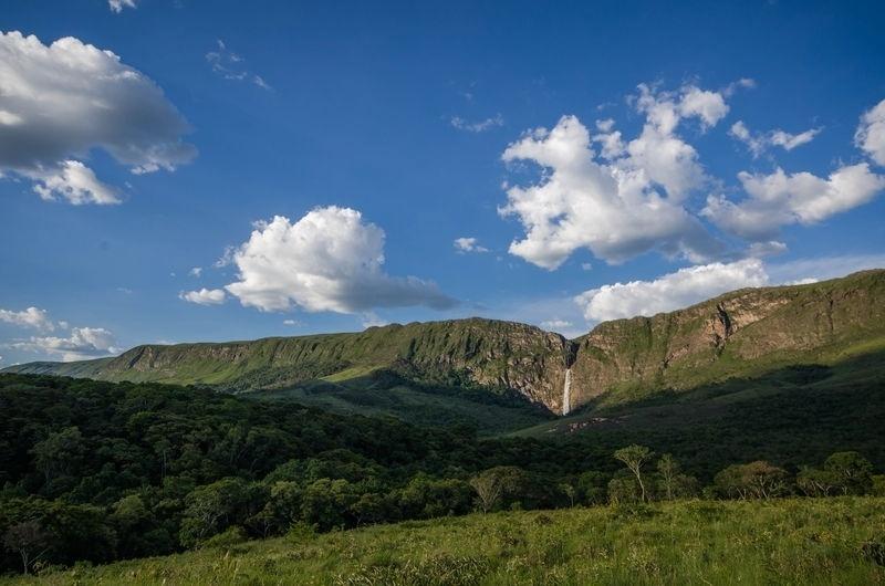 Parque Nacional da Serra da Canastra, em Minas Gerais