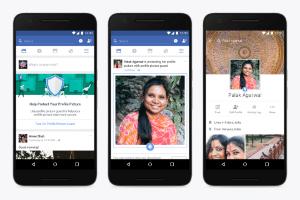 Facebook testa recurso para evitar roubo de fotos do perfil (Foto: Divulgação)