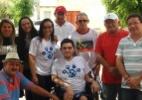 Falta de ônibus adaptado impede cadeirante de chegar à universidade no RN - Divulgação/Associação dos Deficientes Físicos de Apodi