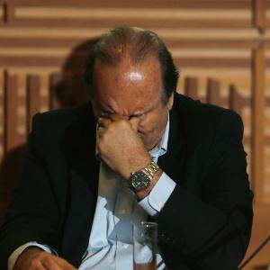 Governador do Rio de Janeiro, Luiz Fernando Pezão (MDB)