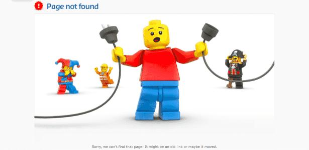 Lego - Reprodução - Reprodução