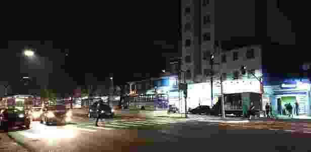 Foto noturna - UOL