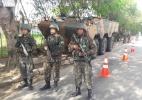 Forças Armadas fazem primeira grande operação em favelas no interior do Rio - Arquivo Pessoal